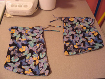 Bags! Bags by me!