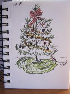My Xmas tree